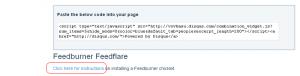 Как привлечь подписчиков на feedburner?