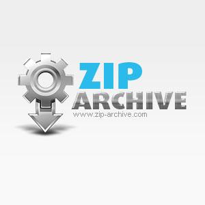Zip archive com