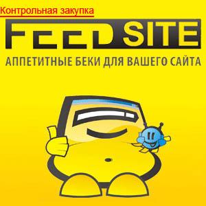 Повышаем траст сайта с помощью системы feedsite.ru