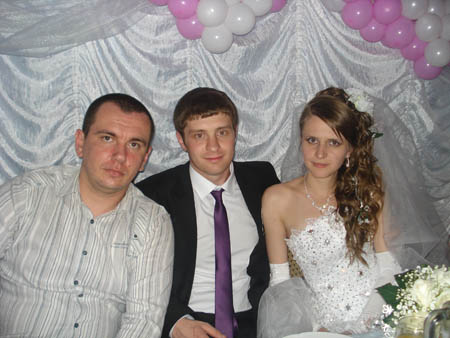 Свадьба Олега Маркарьяна и Алены