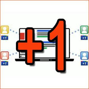 Использование плагинов Google +1