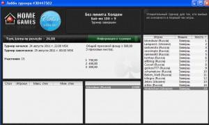 Итоги утешительного раунда по спортивному покеру среди вебмастеров, блоггеров и сеошников