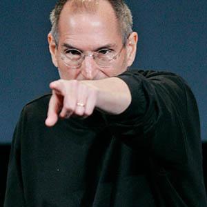 Стив Джобс о будущем Интернета
