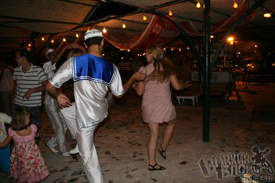 Танцы вебмастеров в Египте
