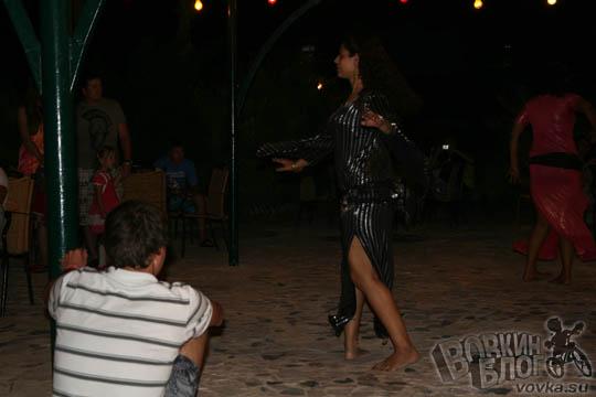 Танцы в Египте
