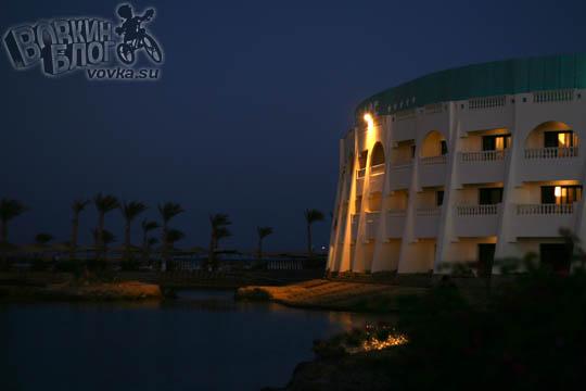 Ночные виды Египта в поездке от Zip-archive