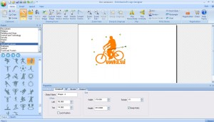 Создание логотипа в программе Eximioussoft Logo