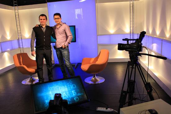 Вовка и Наиль Байков на Seopult TV