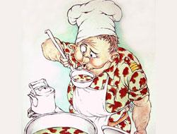 ТВ рассказово кулинарный конкурс Медведева крестина