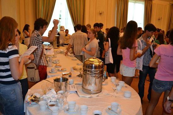 Кофе-брейки на конференции 8p