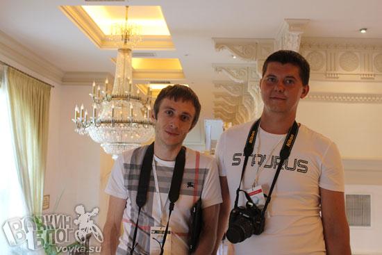 Вадим Коротких и Staurus