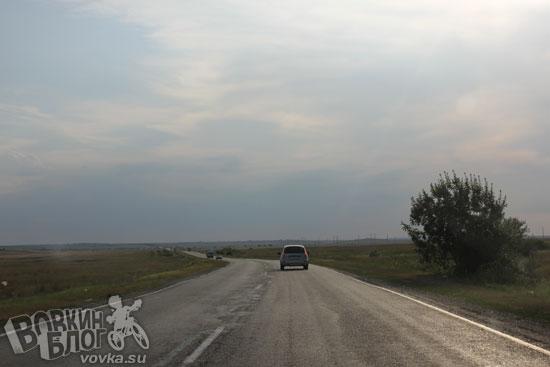 Отсутствие дорожных знаков в Крыму