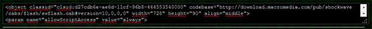 Копирование кода