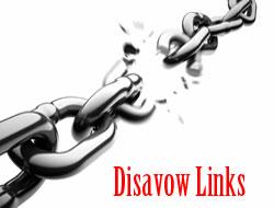 Функция Disavow Links Google