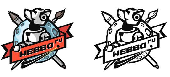 Логотип Webbo